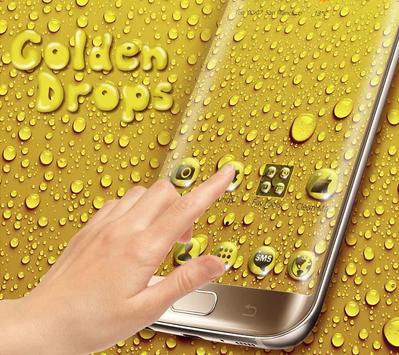 Golden Drop Theme screenshot 3