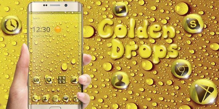 Golden Drop Theme screenshot 5