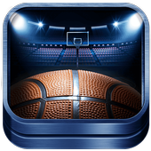 Basketball heme NBA theme icon