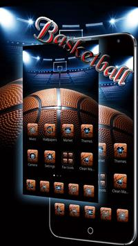Basketball heme NBA theme screenshot 2