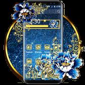 Luxury Flower Theme icon