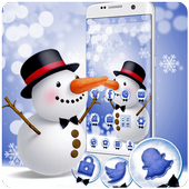 Snow Doll Theme icon