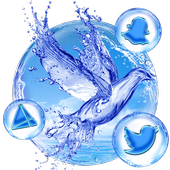 Pure Waterfowl And Sea Theme icon