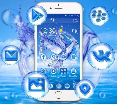 The Pure Waterfowl And Sea Theme apk screenshot