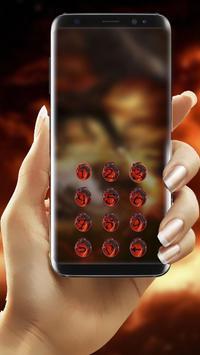 Fire Dragon Theme screenshot 5