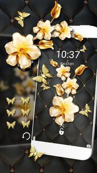 Elegant Gold Theme apk screenshot