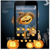 Lovely Halloween Pumpkin Theme icon