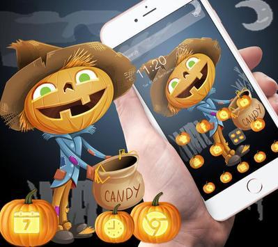 Lovely Halloween Pumpkin Theme poster