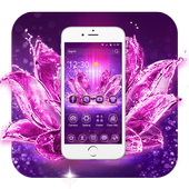 The Crystal Flower Theme icon