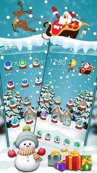 Merry Christmas Celebration Theme poster