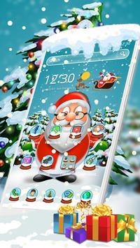 Merry Christmas Celebration Theme screenshot 2