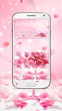 Rose Glitter Theme screenshot 4