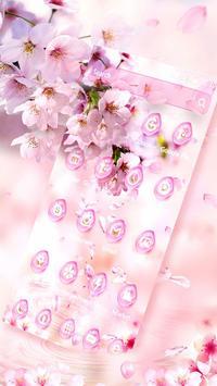 Sakura Drop Theme poster