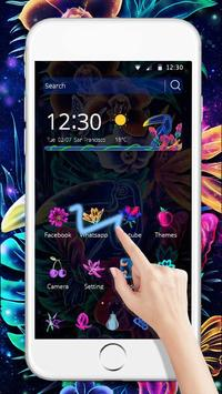 Dream rainforest fashion mobile theme screenshot 1