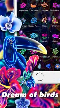 Dream rainforest fashion mobile theme screenshot 3