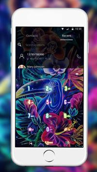 Dream rainforest fashion mobile theme screenshot 5