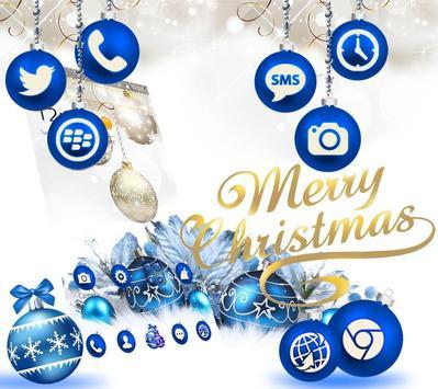 Happy Merry Christmas Theme screenshot 2