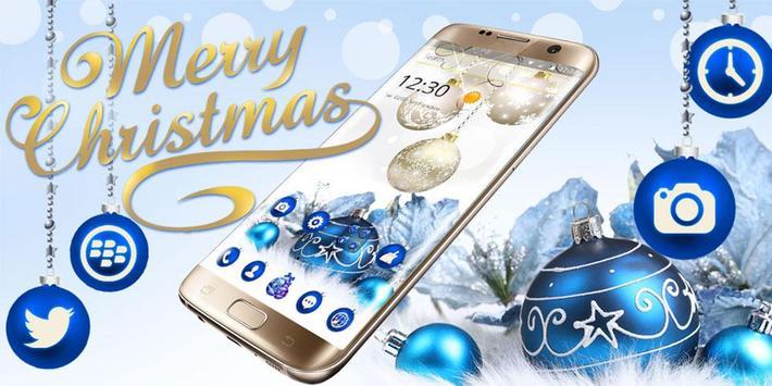 Happy Merry Christmas Theme screenshot 5