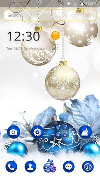 Happy Merry Christmas Theme screenshot 6