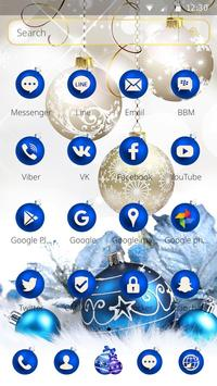 Happy Merry Christmas Theme screenshot 7