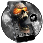 Hell Death Skull Horror Theme icon