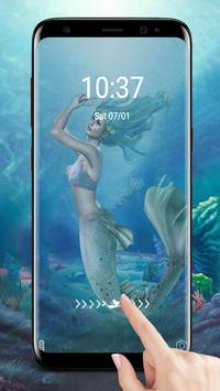 Sea Mermaid Theme screenshot 3