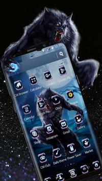 Ferocious Wolf poster