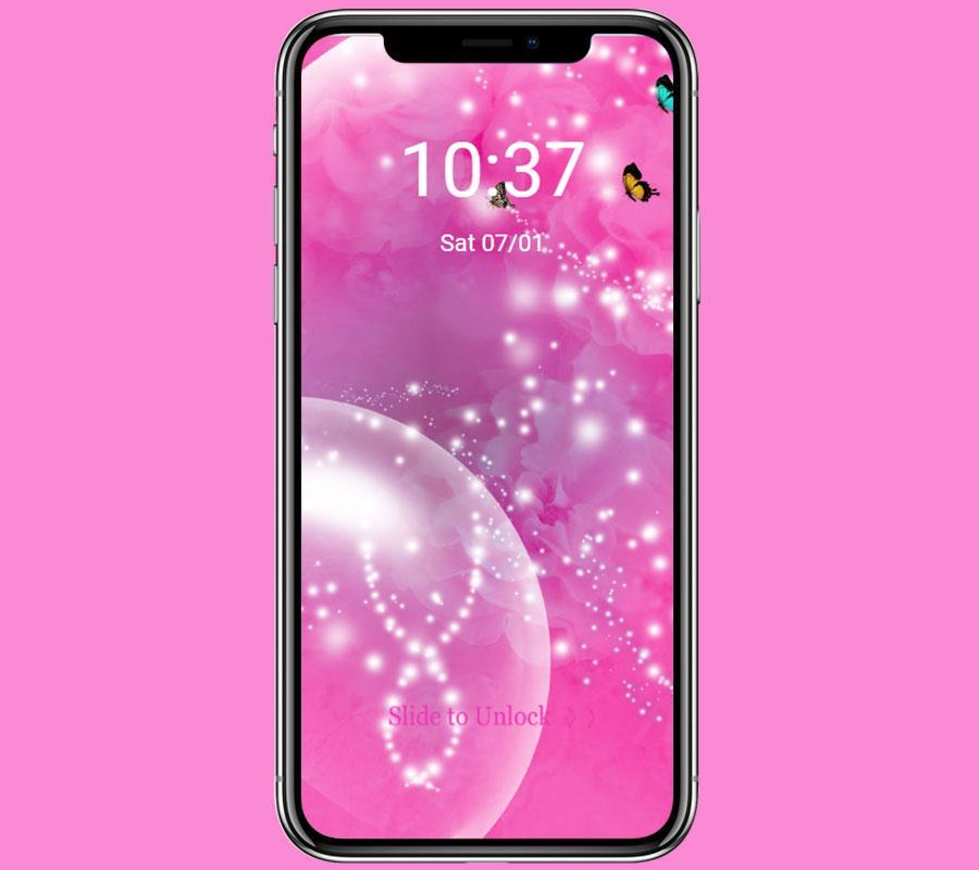 Pink Love Butterfly Wallpaper For Android Apk Download