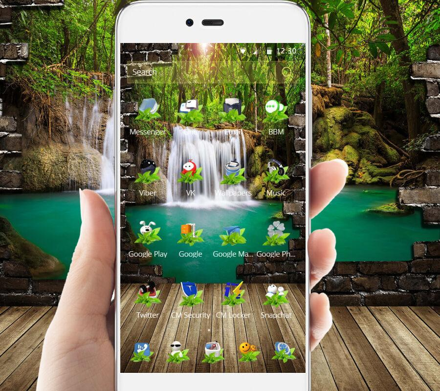 3d Natural Wallpaper Theme For Android Apk Download