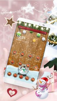 Merry Christmas Theme poster