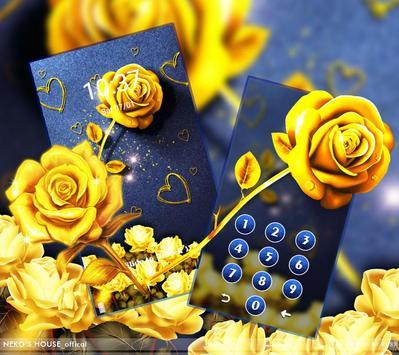 Golden Jeans Rose Theme screenshot 3