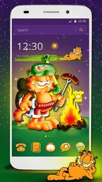 Garfield poster