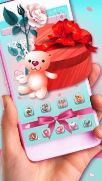 Love Valentine's Day Theme screenshot 2
