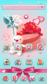 Love Valentine's Day Theme screenshot 3