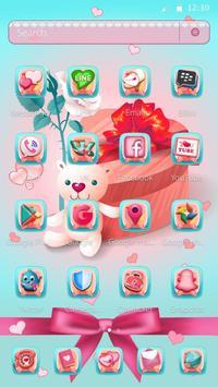 Love Valentine's Day Theme screenshot 4