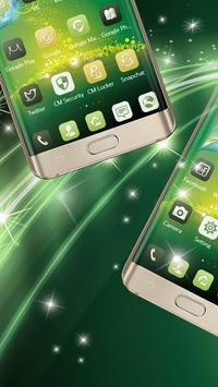 A high-end business mobile phone theme screenshot 1