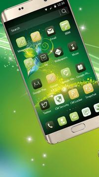A high-end business mobile phone theme screenshot 3