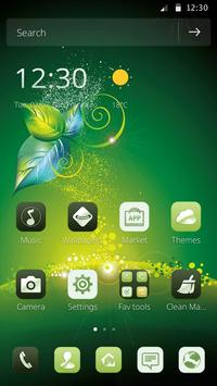 A high-end business mobile phone theme screenshot 6