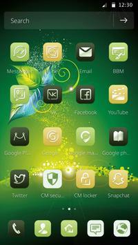 A high-end business mobile phone theme screenshot 7