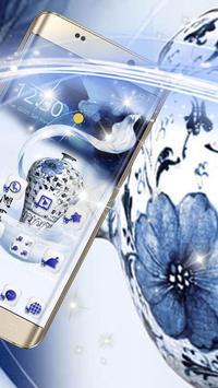 The theme of China's porcelain phone apk screenshot