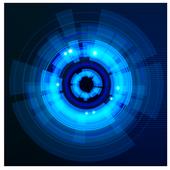 3D Neon Robot Theme icon