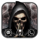 Devil Death Skull Theme APK