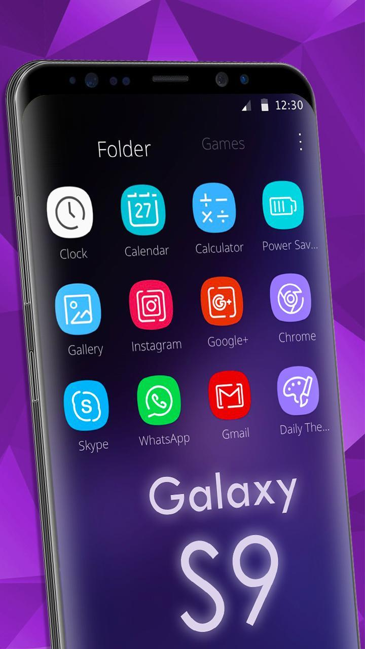 Theme for Galaxy S9 for Android - APK Download