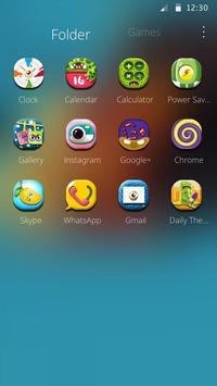 Angry bird wallpaper theme screenshot 1