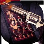 Gun Fire Shooting War Theme icon