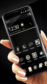 Simple Black Theme apk screenshot