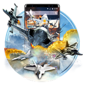 Latest Warplanes Launcher Theme icon