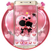 Cute Romantic Love Theme icon