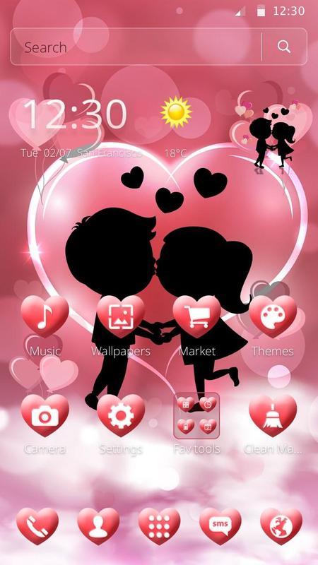 Image Of Romantic Love Themes | Djiwallpaper co