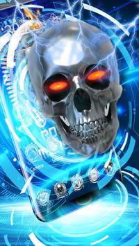Cool Super Skull Theme screenshot 1